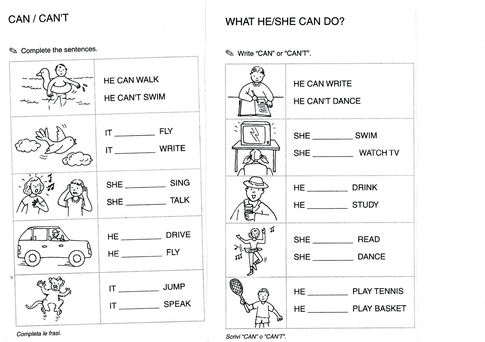 Free Printable Community Helpers Worksheets For Preschool