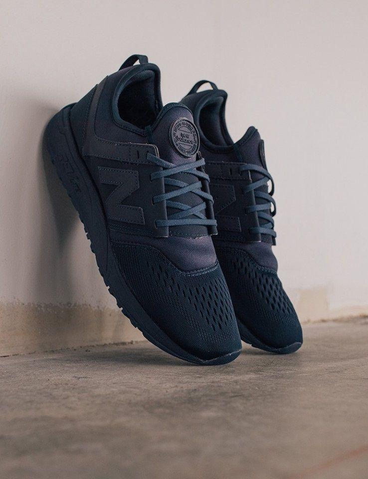 New Balance 247 Breeze: Obsidian | Zapatos, Zapatos nike y