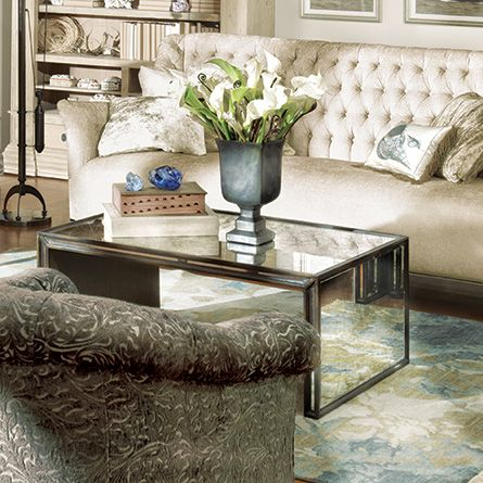 ARHAUS | Isla Coffee Table: living room :)