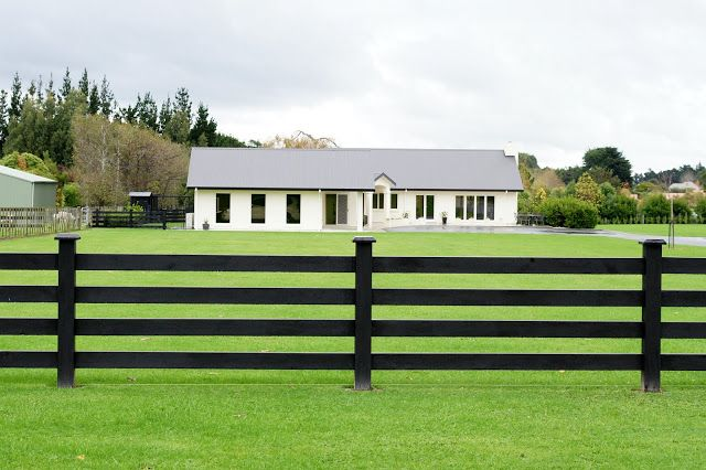 Best Types Of Fence For Your Yard Post And Rail Fence Fence