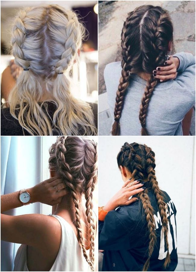 SPFW – ¿Qué es este peinado? – #boxerbraids #the #a #hairstyle # para #es …