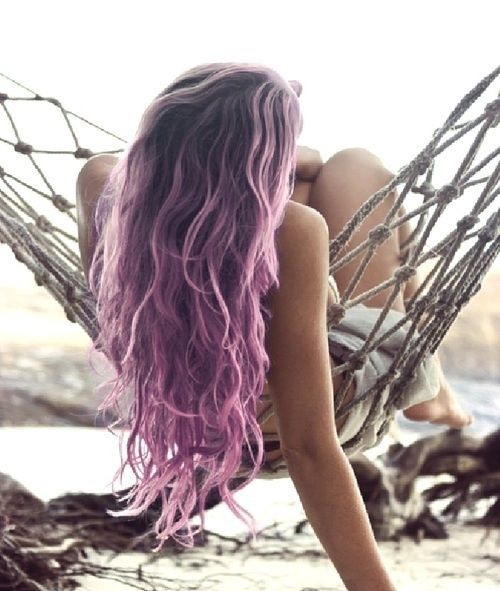 Salt From The Ocean Can Do Amazing Awful Things To Your Hair Color It Will Vibrancy Of And Cause Fade Into A Pastel