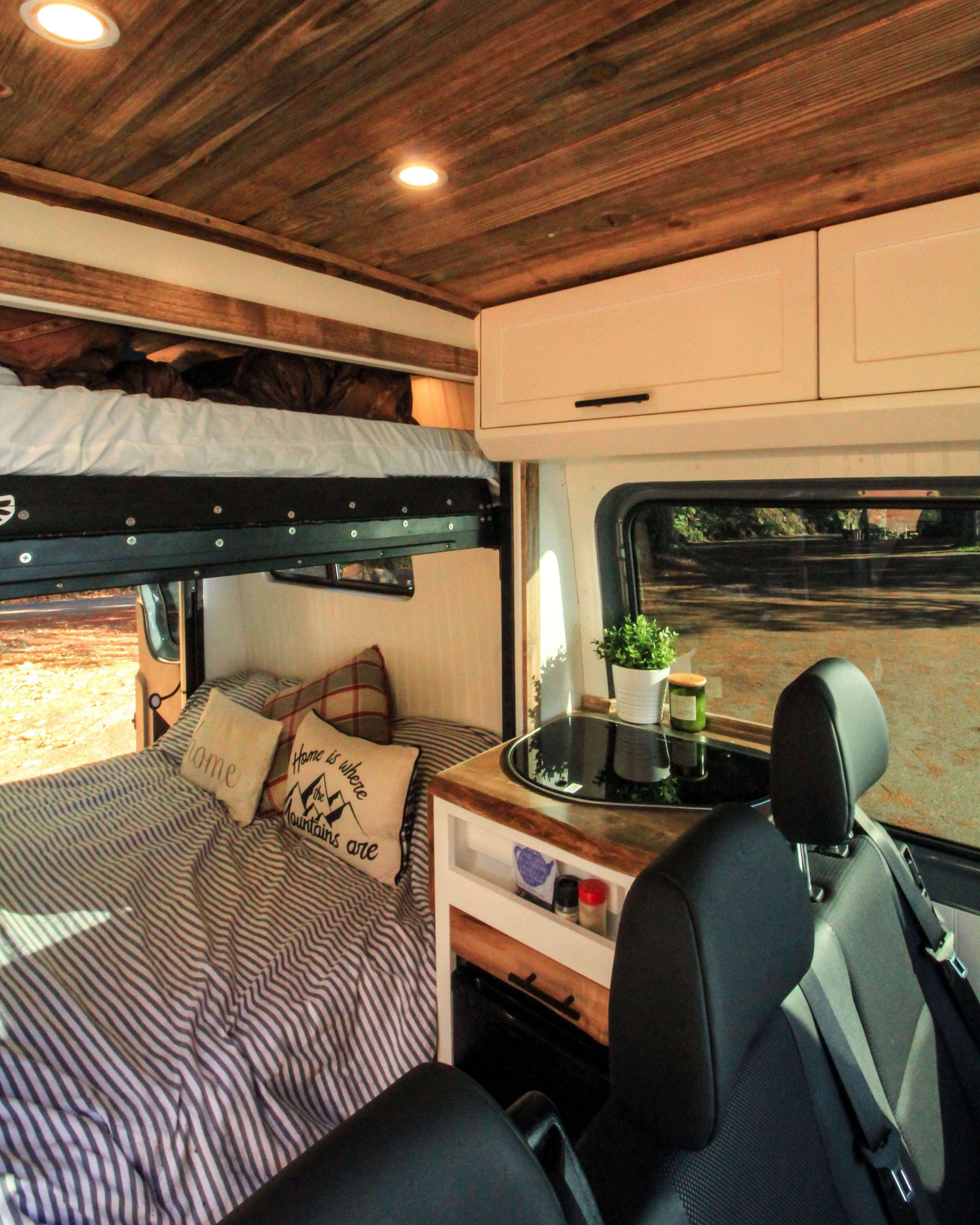 The Family Van Conversion Freedom Vans Van Conversion Interior Van Home Van Conversion For Family