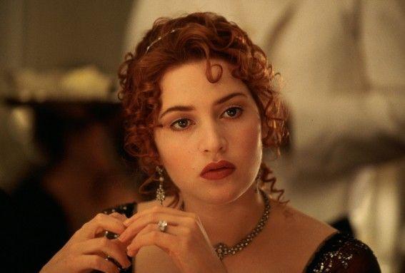 """Kate Winslet in """"Titanic"""""""