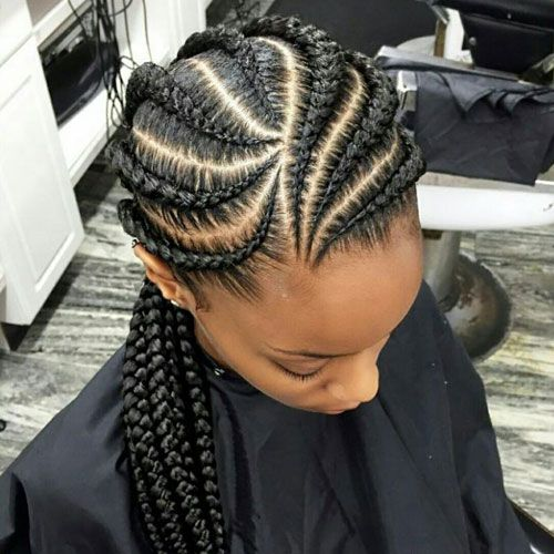 51 Gorgeous Goddess Braids You Will Love 2020 Guide Natural Hair Styles Cornrow Hairstyles African Braids Hairstyles