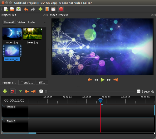 Best Video Editing Software For PC OpenShot Free video