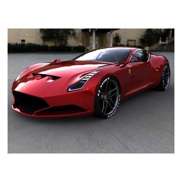 Autos / Motos / Ferrari 612 Gto Concept Liked On Polyvore