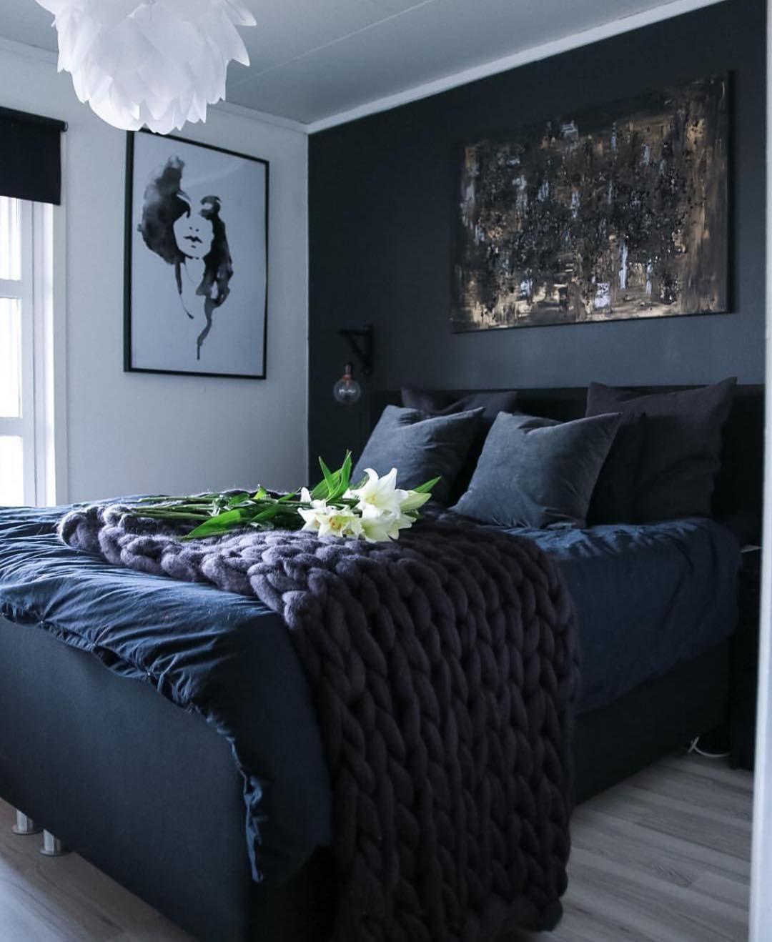 """Photo of Katrine Lindgjerdet ? on Instagram: """"• Most liked picture 2018 ? Bildet av det gamle soverommet vårt er tatt i januar i fjor ? Jeg vil benytte sjansen til å si tusen hjertelig…"""""""