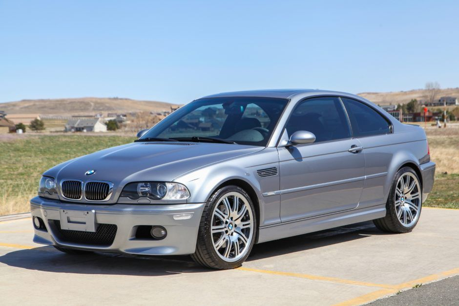 45k Mile 2004 Bmw M3 Coupe 6 Speed Bmw Bmw M3 Coupe Bmw M3