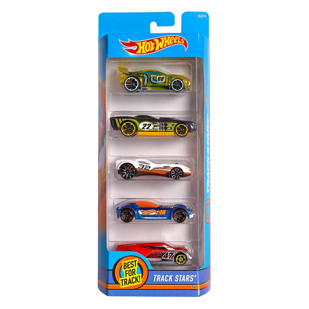 Speed into an instant Hot Wheels collection with a race-ready pack ...