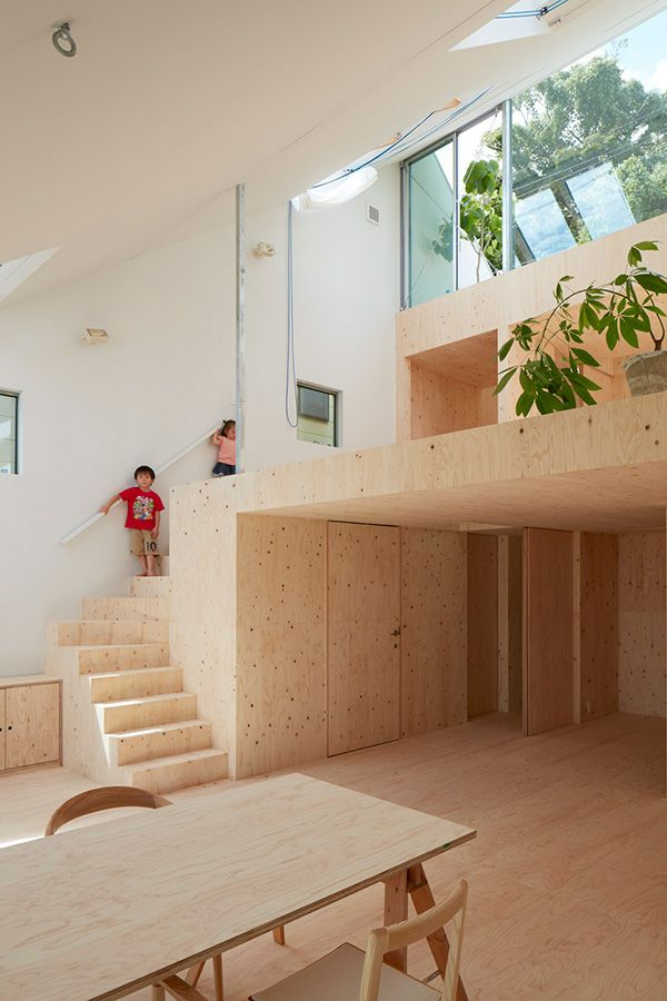 Architags architecture design blog haus pinterest haus m bel und neue wege - Japanische innenarchitektur ...