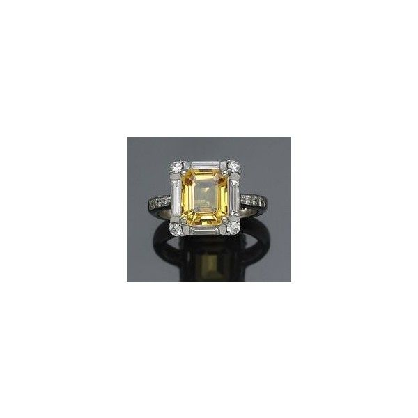 SAPPHIRE AND DIAMOND RING | lot | Sotheby's ❤ liked on Polyvore featuring jewelry, rings, diamond jewellery, sapphire jewellery, sapphire ring, sapphire diamond ring and diamond rings
