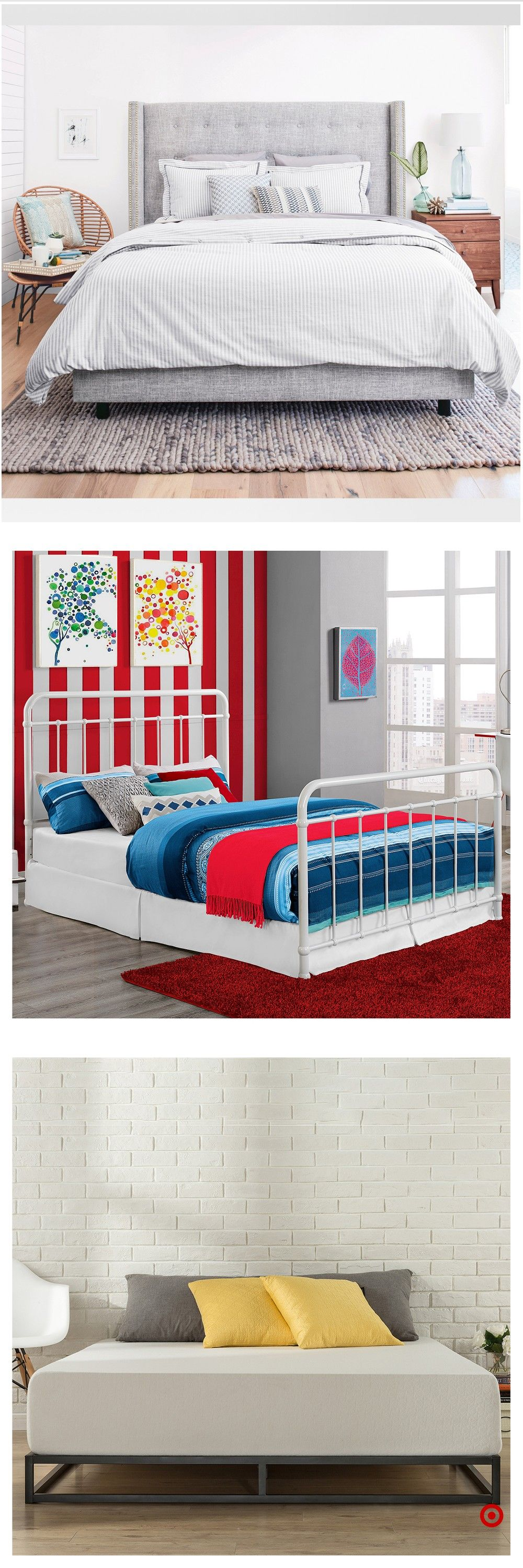 Shop Target For Platform Bed Storage Bed You Will Love At Great Low