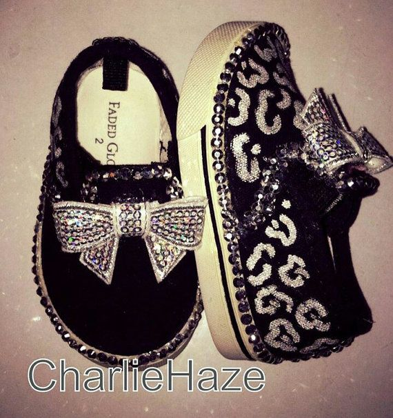 baby shoes by CharlieHaze on Etsy, $25.00
