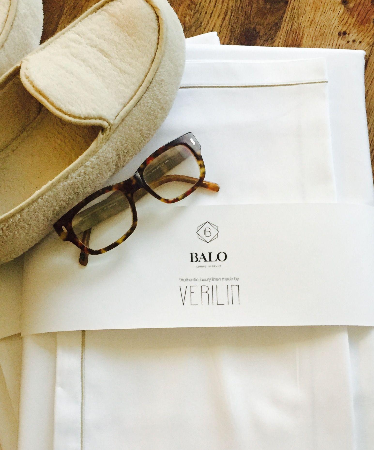 Balo living in style, Mol. Topshop. Verilin tailormade bedding, top ...