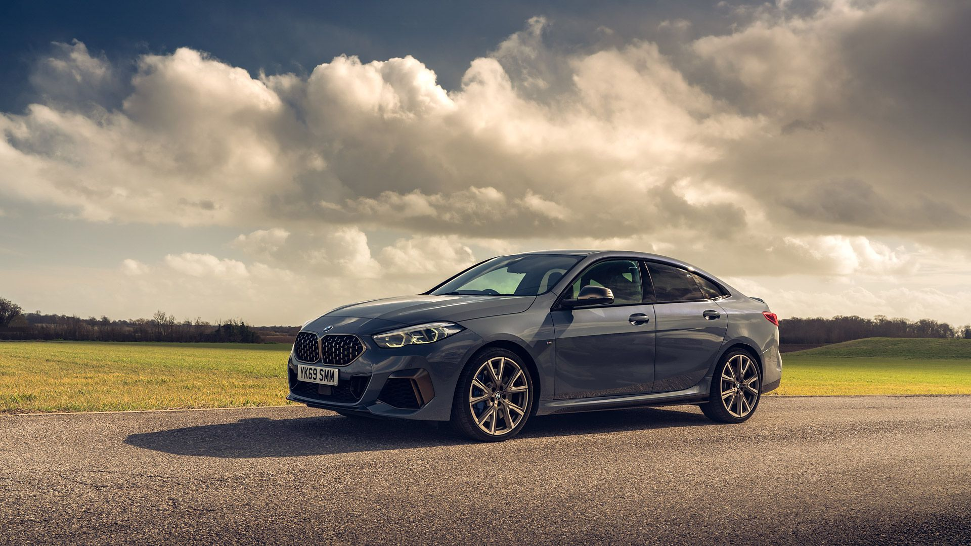 2020 Bmw M235i Gran Coupe Wallpapers Wsupercars Bmw Gran Coupe Coupe