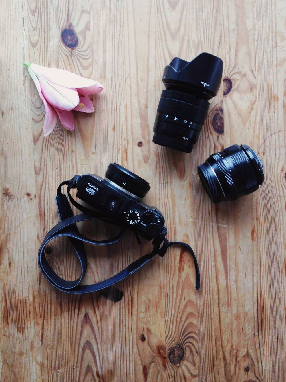 The best lens for travel photography: pretty, tiny, and SHARP! This Fujifilm…