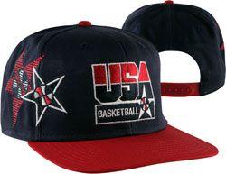 Team USA  92 Barcelona Olympics Dream Team Navy Snapback Adjustable Hat   29.99 http   5ab2b1b2b998