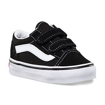 Toddler Old Skool V | Shop Toddler Shoes | Baby Wear | Vans