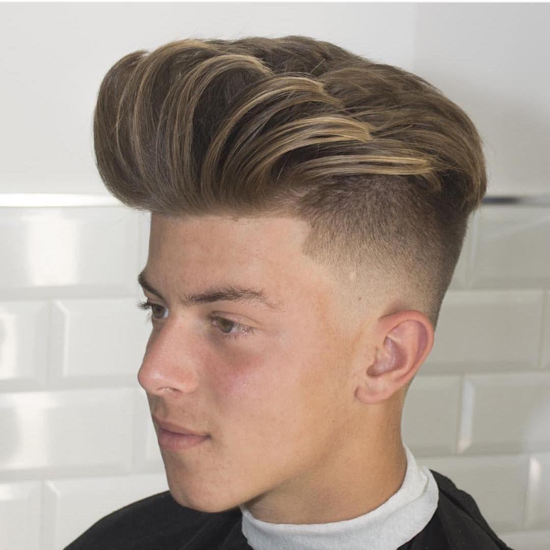 30 high fade haircuts - men's hairstyle - trend haircuts | 30 + high