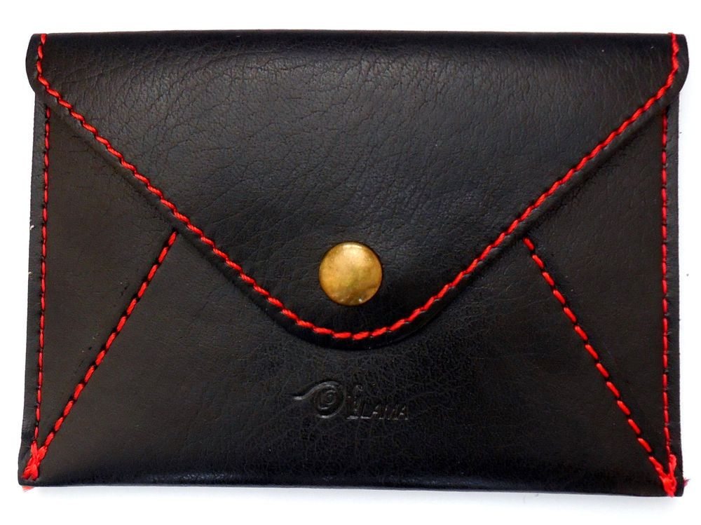 Faux leather coin purse or wallet