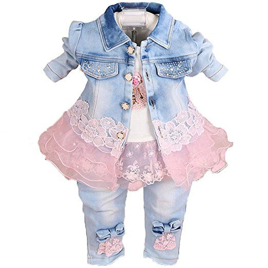 1a37ac0745bf Pin by Cute Baby Love on Baby Girl Clothes