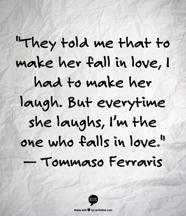 Quotes To Make Her Fall In Love Delectable Theytoldmethattomakeherfallinlove%2Cihadtomakeher