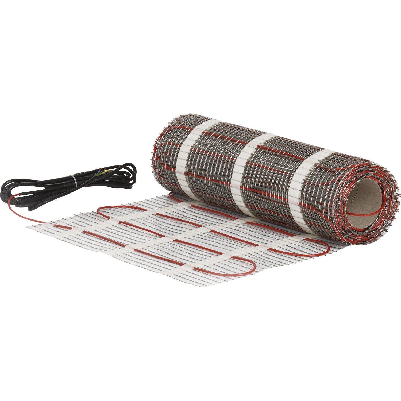 Plancher Chauffant électrique Ensto Efhtm 1200 W L2400 X L
