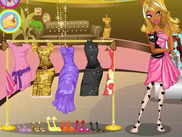 Dress up games for girls who love fashion new