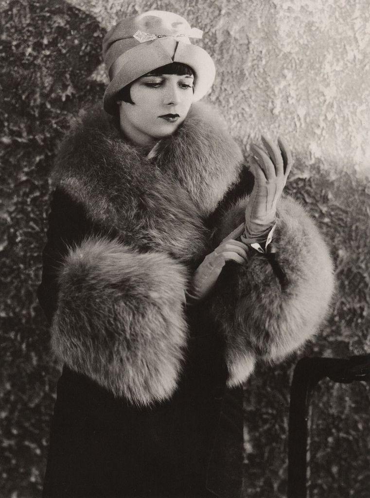 Miss Louise Brooks, 1920's