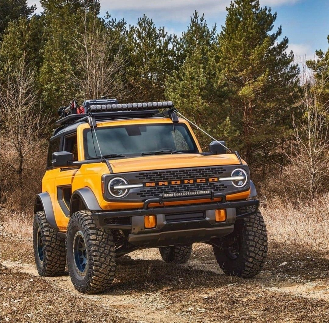Pin By Jose Luis Anavisca On 4wd In 2020 Ford Bronco New Bronco