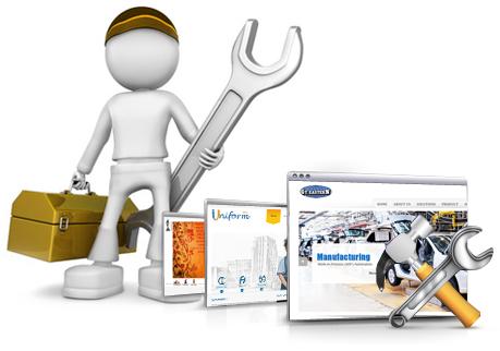 Online Website Maintenance Website Updates and