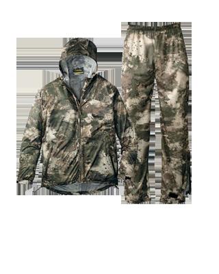 cc141f632fe32 Cabela's Men's Space Rain™ Jacket & Pants with 4MOST DRY-PLUS ...
