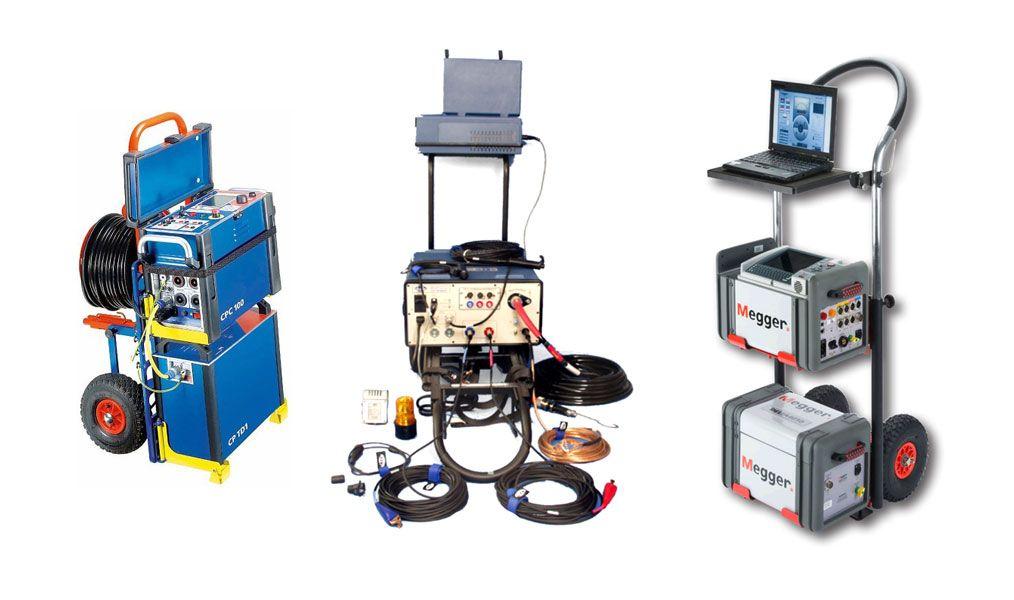 Power Factor Test Set Electricity Transformers High Voltage