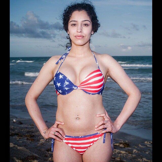 Jessica Lopez South Beach 2015