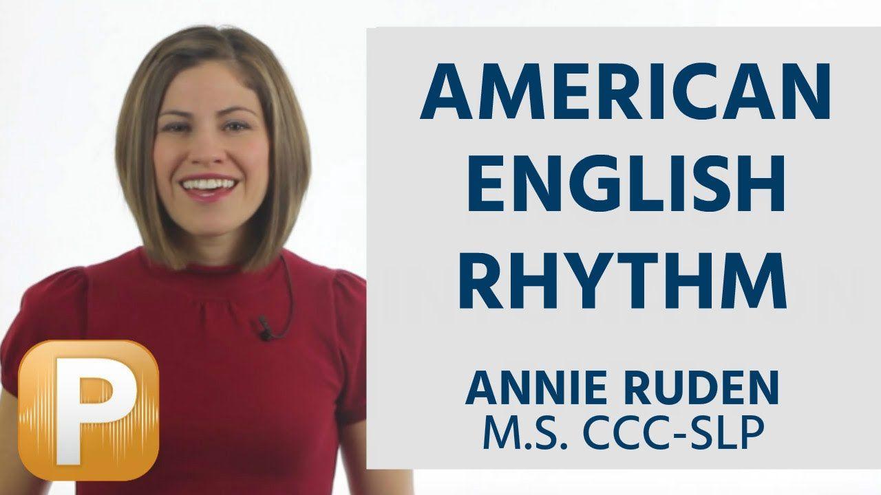 How to learn english pronunciation part 2 rhythm