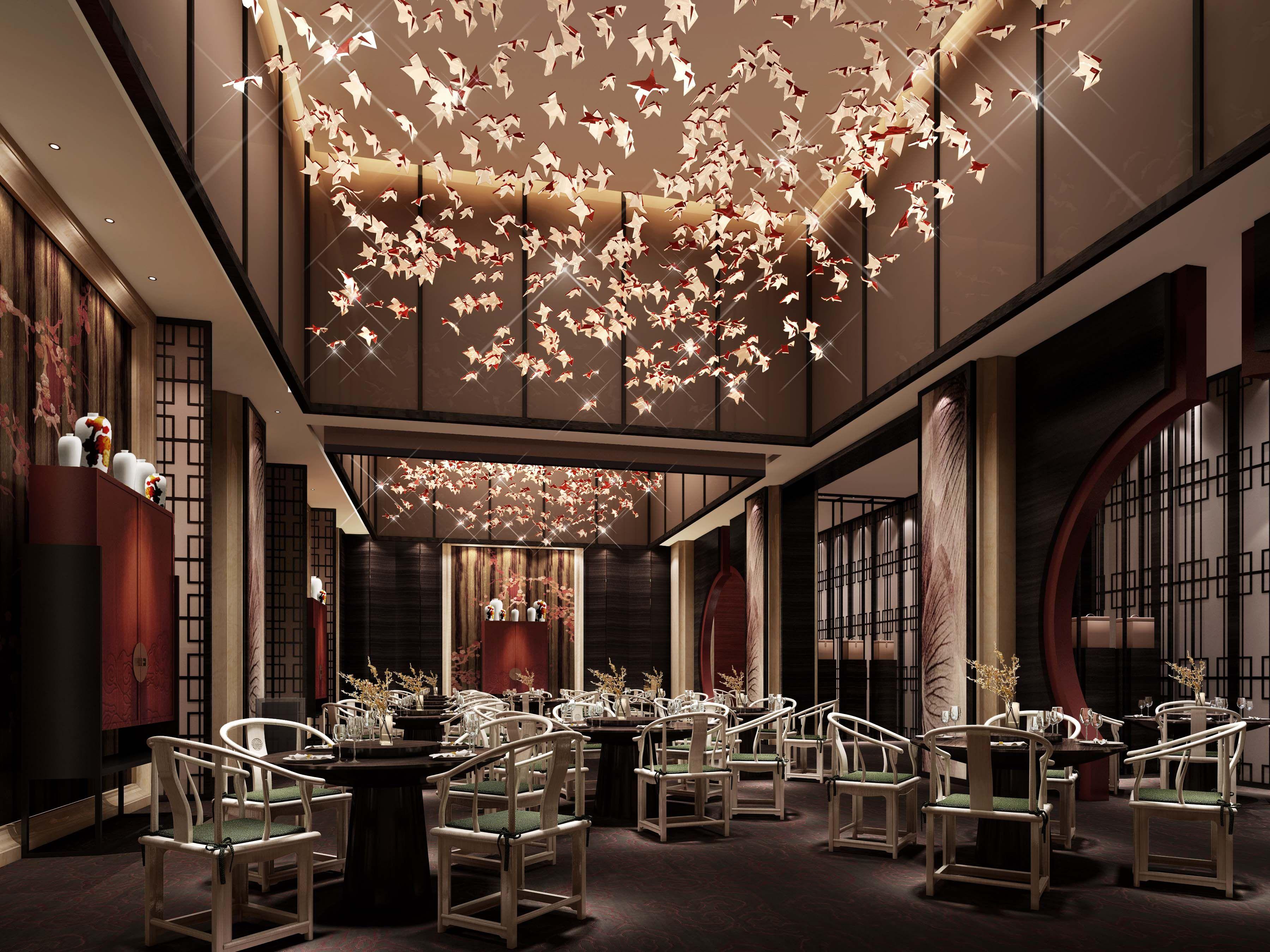 Merging Chinese Restaurants