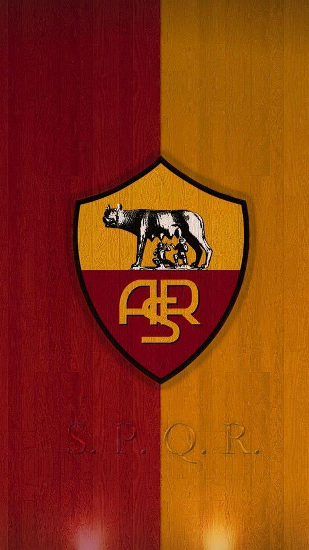 AS Roma iPhone Wallpapers Squadra di calcio, Calcio, Roma