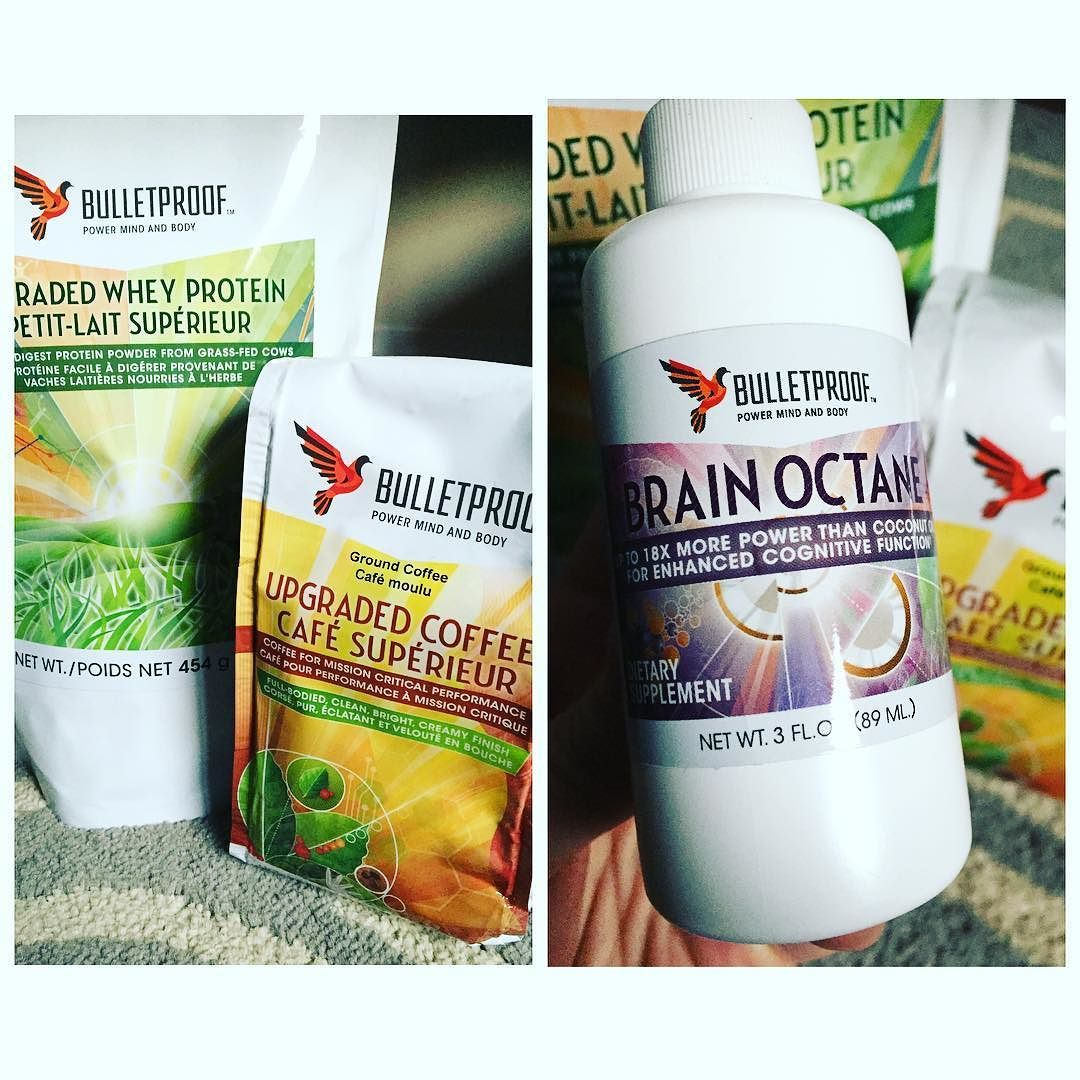 If you were at the Food and Drink show this past weekend you would have tried some @bulletproofcoffee  Available at Fiddleheads this low #mycotoxin coffee will give you the boost you need. Blend it with #grassfedbutter and add some #brainoctane or #upgradedwhey and you've got a powerhouse drink. #energy #mentalclarity and #focus are just a few benefits of incorporating this coffee into your morning.  #bulletproofcoffee #bulletproofdiet #foodanddrink #nourish #biohack #powermindandbody #alldayenergy #lifstyle #livewell by fiddleheadshealth
