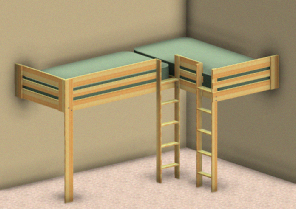 Acquire Wonderful Recommendations On Bunk Beds For Kids Awesome They Are Actually Offered For You On Our Web Loft Bed Plans Double Loft Beds Loft Bunk Beds