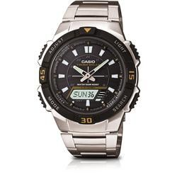 325789e78ea Relógio Masculino Casio Analógico Digital Esportivo Prata AQ-S800WD-1EVDF - Relógios e Joias