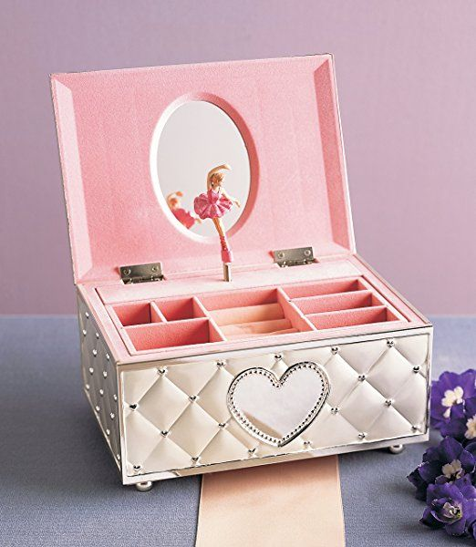 Lenox Childhood Memories Ballerina Jewelry Box Glamorous Amazon Lenox Childhood Memories Ballerina Jewelry Box Home Decorating Inspiration