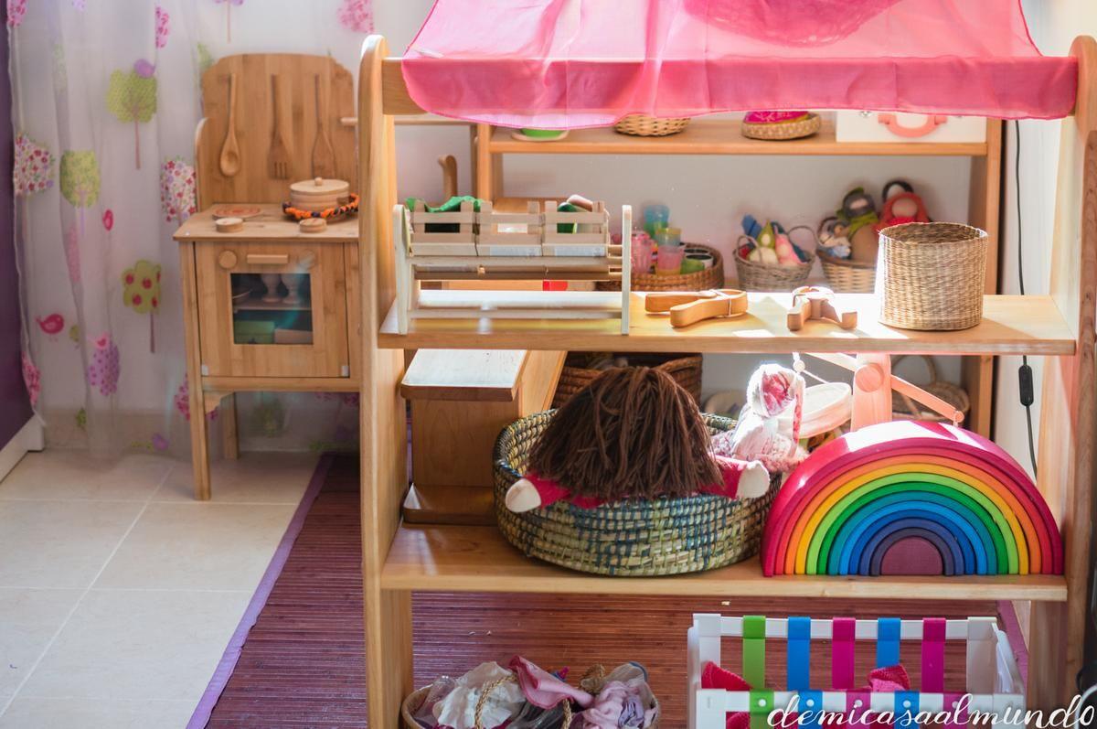 Creando Espacios De Juego Con La Pedagogia Waldorf Infancia Feliz