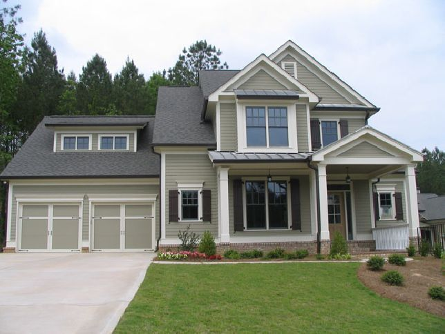 Popular Exterior House Paint Colors | ... Gallery Of The Choose Popular  Exterior Paint