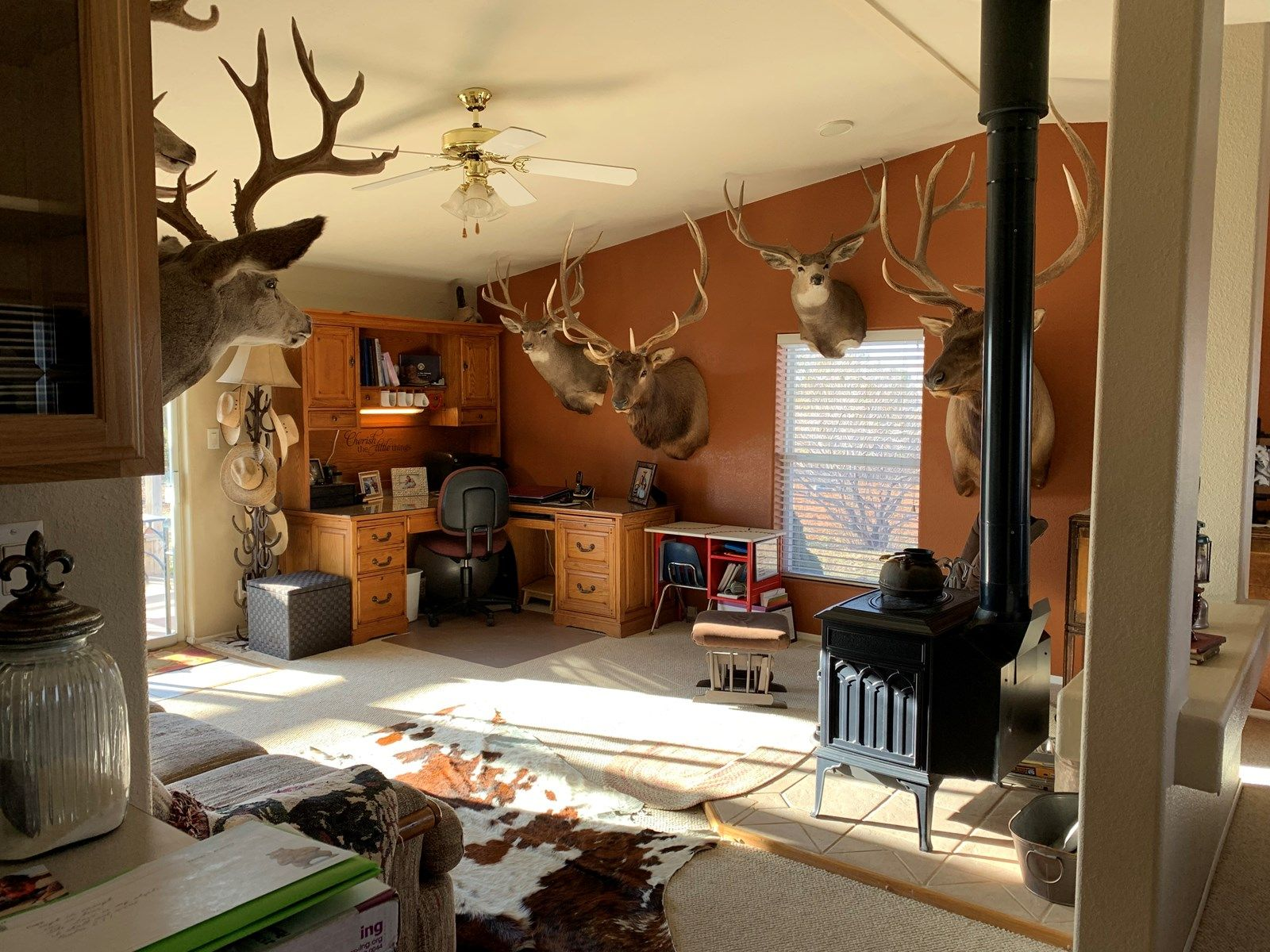 Hunting Room Hunting Room Decor Hunting Room Hunting Decor
