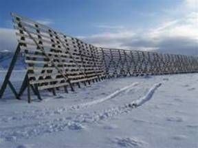 Reclaimed Wood From Snow Fences Wyoming Snow Fence Wood Snow Fence In Wyoming Reused For Building Greenmi Net Wood Snow Fence Snow Fence Reclaimed Wood