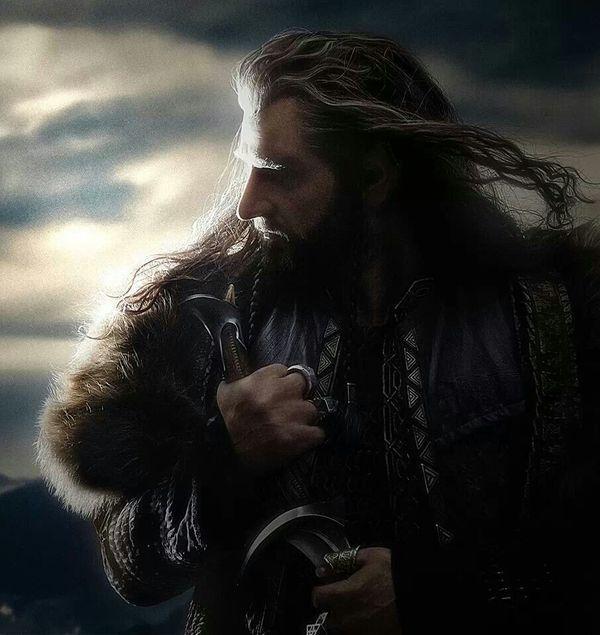 <3  Thorin Oakenshield <3