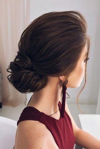 36 Chic Looks With Elegant Wedding Hairstyles | Wedding Forward