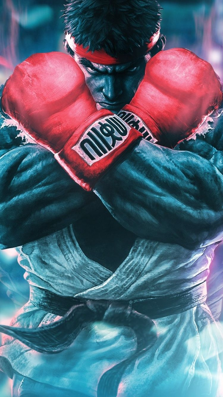 IPhone 6 Street fighter 5 Wallpapers HD, Desktop Backgrounds | Images Wallpapers | Pinterest ...