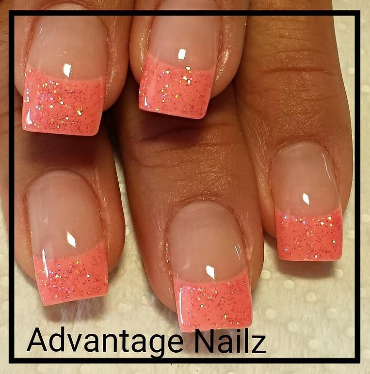 Fuzion gel nails - Google Search | Nails | Pinterest | Summer gel nails
